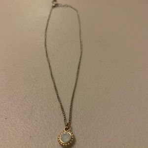 Forever 21 Iridescent Necklace